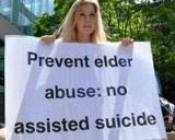 assisted suicide - elder abuse
