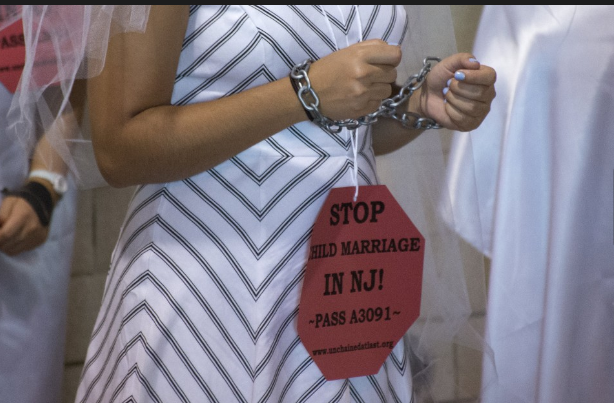N.J. Senate approves ban on minors getting married
